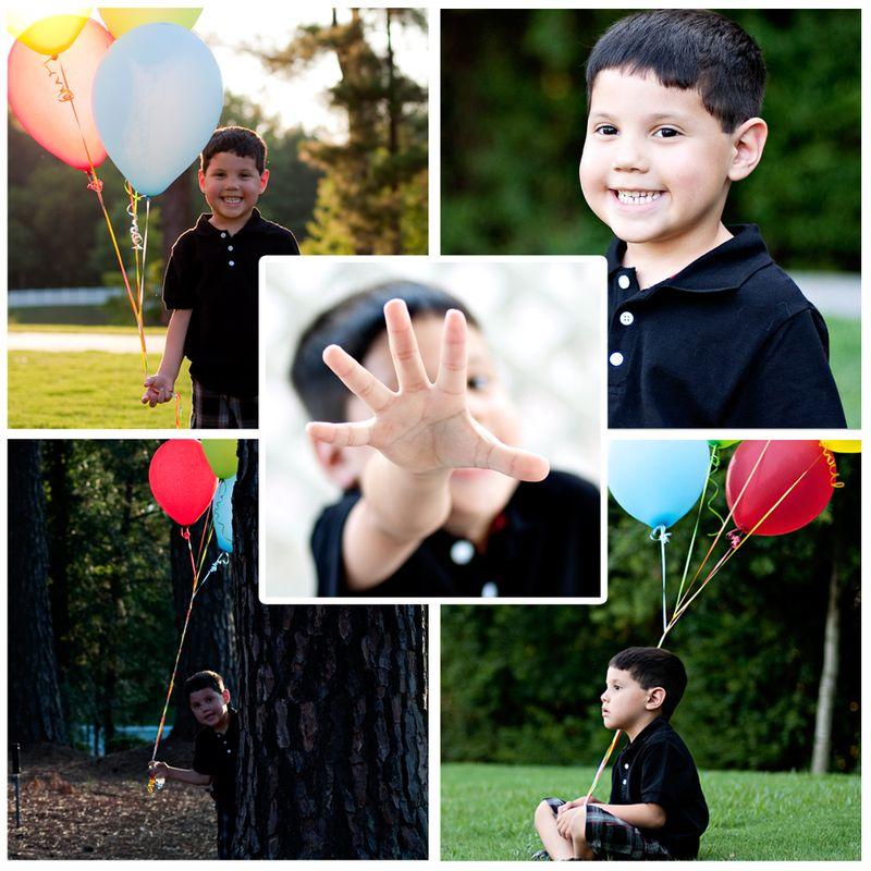 Salvador turns 5